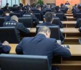 公安部门政法队伍教育整顿党课